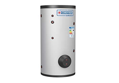 bollitore extra 1 wxc con 1 scambiatore estaribile in acciaio inox 316l - 500 litri