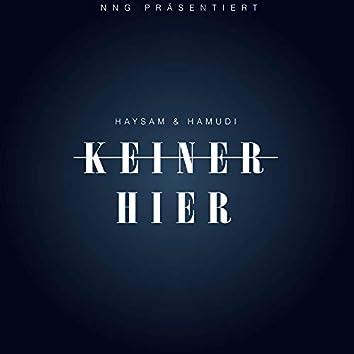 Keiner Hier (feat. Hamudi)