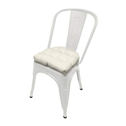 fits for chairs Ticking Stripe Natural - 14
