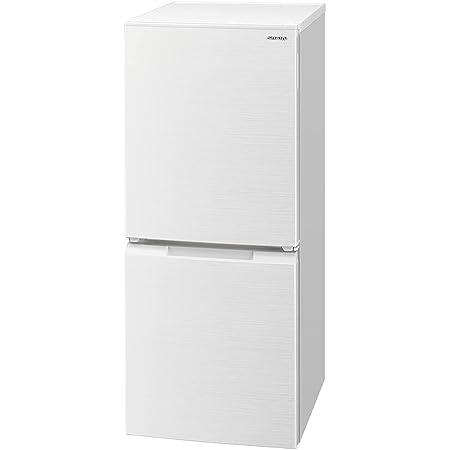 シャープ SHARP 冷蔵庫(幅49.5cm) 152L つけかえどっちもドア 2ドア ホワイト SJ-D15G-W