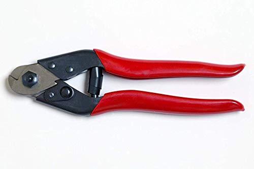 Malayas Fahrrad-Kabelschneider-Werkzeug Schneidet Stahl-Shift-Bremsen-Gehäuse Heavy Duty Zangen/Unisex – Kabelschneidzange