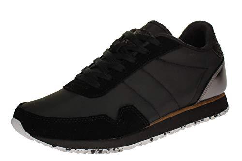 Woden Sneakers Nora III, color Negro, talla 41 EU