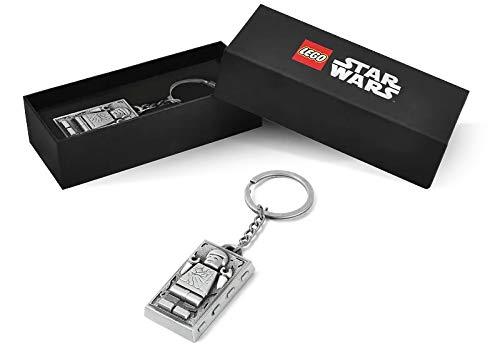 LEGO Star Wars Han Solo llavero de metal 5006363