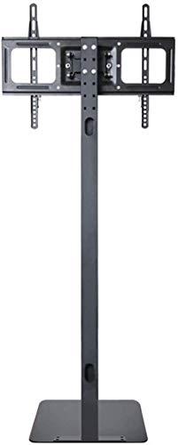 Soporte de Pared para TV Altura de televisión del piso de los 32 '/ 49' / 55 '/ 65' / 70' pantallas planas, ajustable giratorio Heavy Duty Televisión Soporte p for Plasma / LCD televisores OLED / LED