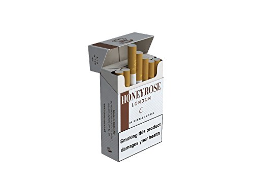 Honeyrose Herbal Chocolate 1 Pack Contains 20 Cigarettes