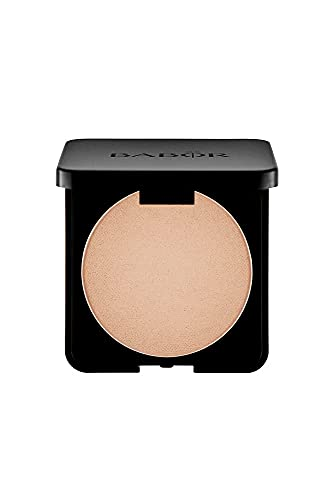 BABOR MAKE UP Flawless Finish Foundation, Kompakt-Make up, Puder Foundation, für ebenmäßige Haut, variable Deckkraft, erhältlich in 4 Farben, 10 g