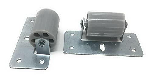 1x Rollladen Abdruckrolle Maxi mit 30 mm Durchmesser Stützrolle, Führungsrolle, Abdruckrolle, Andruckrolle für Rolladen
