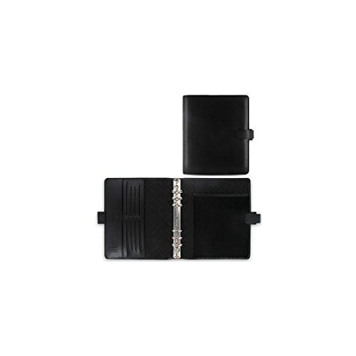 Filofax Metropol A5 Organiser Black