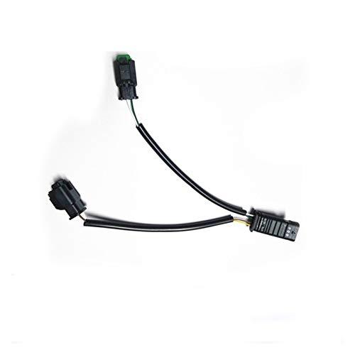 XIAOFANG Novel-Nome OEM 9804315380 Conector de arnés de cableado de transmisión Ajuste para Peugeot 207/308 Citroen C4 / C5 Mini Sensor de Temperatura del Agua Cable