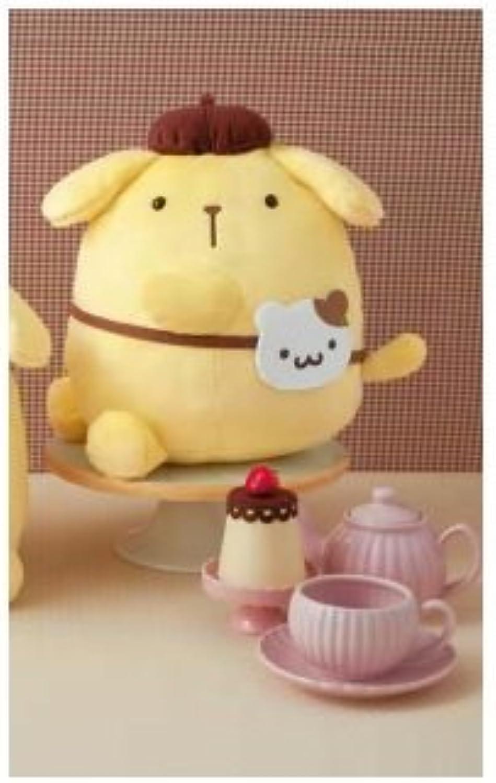 el estilo clásico Together BIG stuffed sideways and and and Sanrio Pomupomu pudding muffin  100% precio garantizado