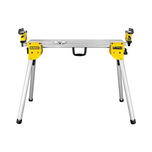 DeWalt DE7033 - Soporte compacto con patas para sierras de inglete