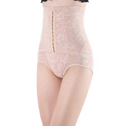 Rugsteungordel High Waist Trainer Tummy Controle Panties Butt Lifter Body Shaper Korsetten Hip Buik Enhancer Corrigerend ondergoed Panty Hooks brace Lumbale (Color : AS SHOW, Size : 4XL)
