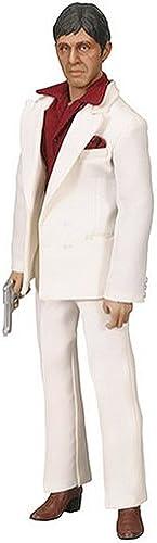 tiempo libre Scarface Scarface Scarface - 12 pulgadas  Tony Montana (Hablar) (japonesas Importaciones)  moda clasica