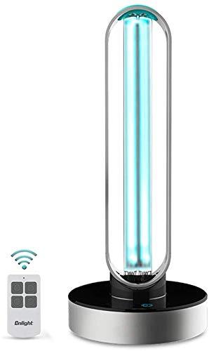 Dljyy ontsmetting van de lamp met kieming, uv-sterilisatie, draagbaar, sterilisator, luchtreiniger, voor thuis, auto, koelkast, badkamer, huisdieren