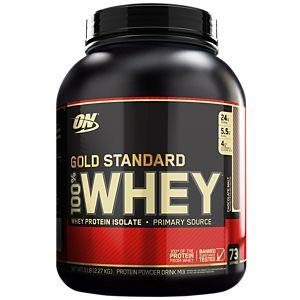 Optimum NUTRITION100% WHEY Gold Standard (2.27 KGS) - Rocky Road