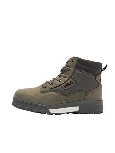 Fila Boots Damen Grunge MID WMN 1010160.00J Feather Grey, Schuhgröße:39