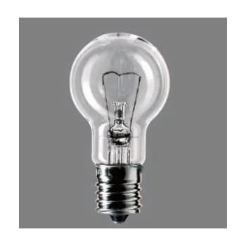 パナソニック 5個セット ミニクリプトン電球 100V 60W形 クリア E17口金 LDS100V54WCK_set