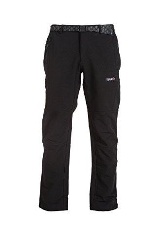 IZAS Lim – Pantalon de Montagne pour Homme S Noir