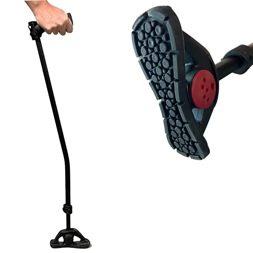 Dynamo Swing Cane – Our Most Stable Lightweight Cane! It's Better for Walking, Sitting & Standing. Soft Handle & Safe. Designed Thru Science to Be The Most Functional Support Cane You Can Buy.