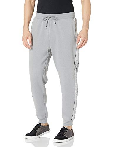Oakley Men's Attitude Accent Fleece Pant, New Granite HTHR, XL