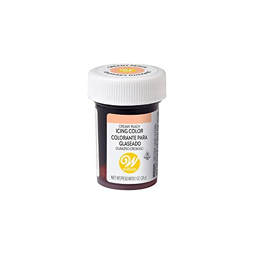 Wilton Icing Color Creamy Peach, 28 g, 04-0-0041