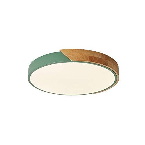 JYDQM Lámpara de luz de Techo LED Moderna, Accesorio de iluminación para Sala de Estar, Dormitorio, Cocina, Montaje en Superficie, Luces de Techo