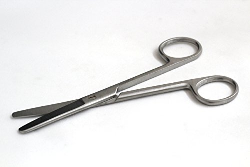 tsubasa 外科剪刀 直 両鈍 14.5 ネジ止 S-1 1本入