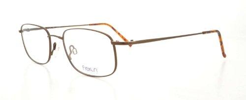 Flexon 610, Gafas para Mujer, Coffee 218, Estándar