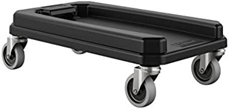 Suncast Commercial TCNDOLLY Dolly for Slim Trash Can, 6.177
