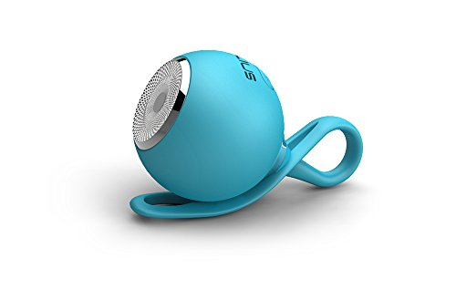 Talius Drop - Altavoz Bluetooth, 3W, Color Azul