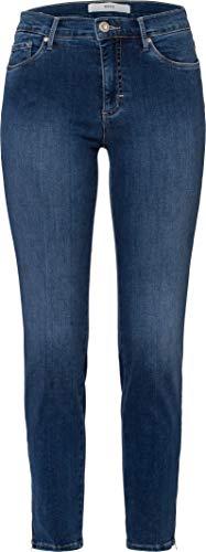 Brax Damen Shakira S Free to Move Five Pocket Skinny Sportiv Jeans, Blau (Used Regular Blue 25), 42K