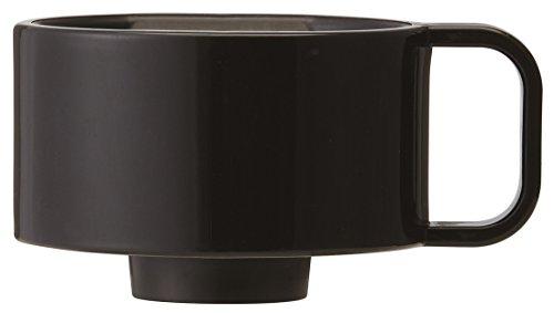 コーヒードリッパー ステンレスボトル マグカップ用 ブラック 1個 スケーター [0427]