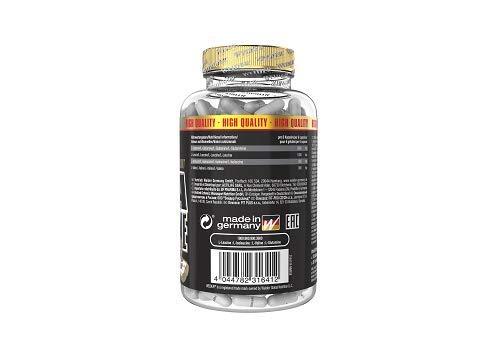 Weider BCAA + Glutamin 180 Kapseln, 1er Pack (1 x 255 g) - 2