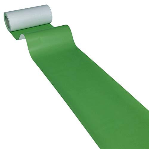 JUNOPAX 59297173 - Camino de mesa de papel (50 x 0,20 m), co