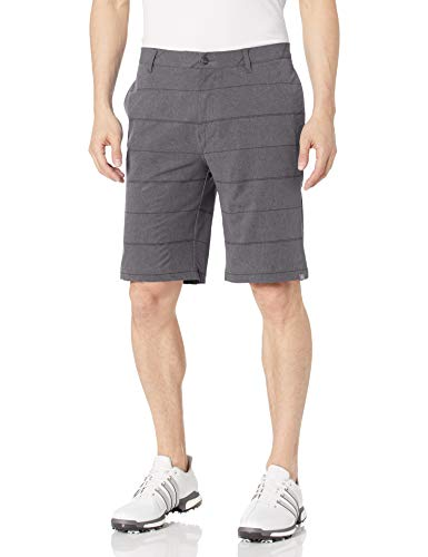 adidas Ultimate365 Club Novelty - Pantalones Cortos para Hombre, Hombre, Pantalones Cortos, TM6312S20, Negro, 30