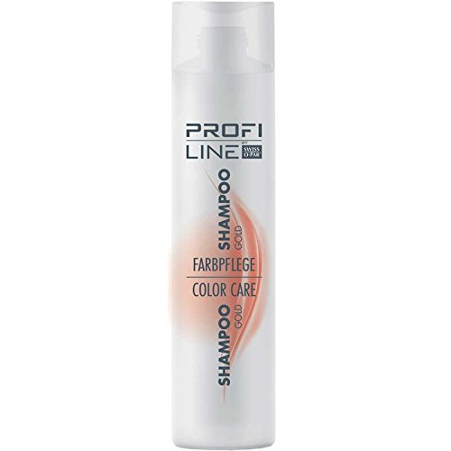 Profiline Farbpflege shampoo gold 300ml-NEU