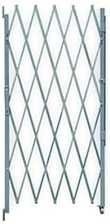 Industrial Grade 2XZG1 Steel Folding Gate, Opening 3-4Ft