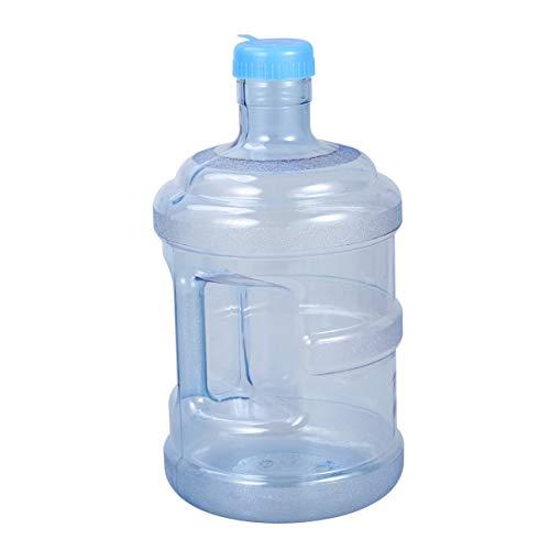 BESPORTBLE 5 L Tragbarer Wasserbehälter mit Griff Wasserflascheneimer zum Einfachen Tragen