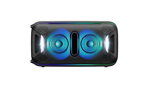 Sony GTK-XB72 High PowerParty Lautsprecher (Bluetooth, NFC, One Box Hifi Music System, Extra Bass, Lichtleiste, Lautsprecherbeleuchtung, Stroboskoplicht) schwarz - 4