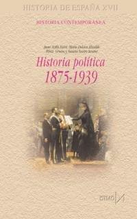 Historia política, 1875-1939 (Fundamentos)