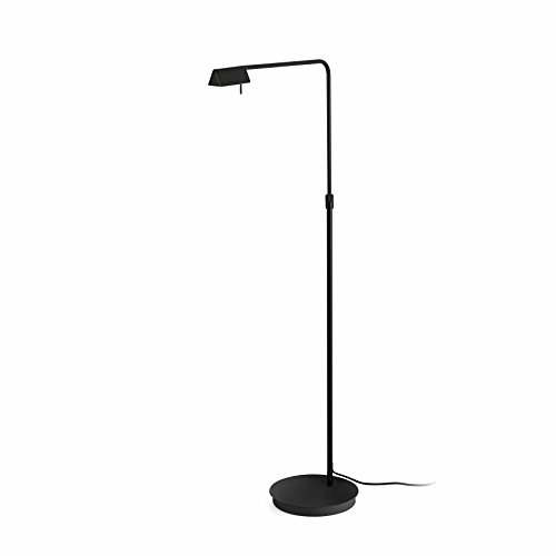 Faro Barcelona 28208 - ACADEMY LED Lampedaire noire