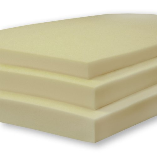 3-Inch Extra Firm Conventional Foam Mattress Topper, Full