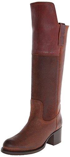 FRYE Women's Autumn Shield Tall Riding Boot