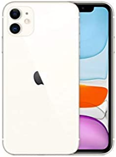 Apple iPhone 11 64GB White (Renewed)