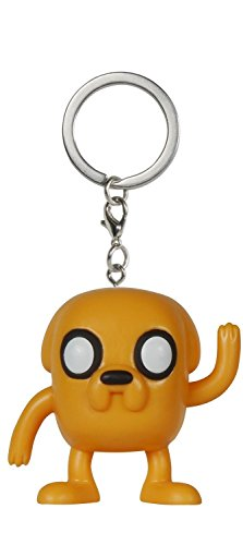 Funko POP Keychain: Adv Time - Jake Toy Figure