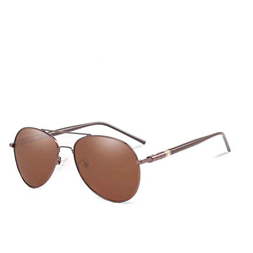 Shihuam Mens Hd nacht rijden bril gepolariseerd anti-schittering regen dag nachtzicht zonnebril Outdoor gele lens zonnebril