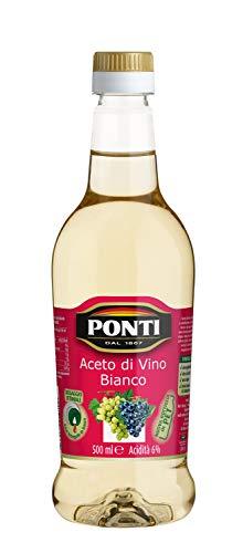 Ponti Aceto Bianco 6°, T12 - 12 Bottiglie da 500 ml
