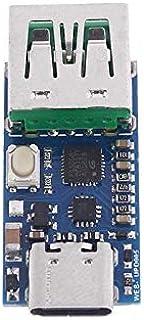 UPD005 PD に DC スプーフィング検出 PD2.03.0 高速充電トリガー QC4 & ポーリング HID プログラミング