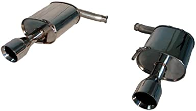 Tanabe T70130A Medalion Touring Axle-Back Dual Muffler Exhaust System for Infiniti G35 Sedan 2007-2008