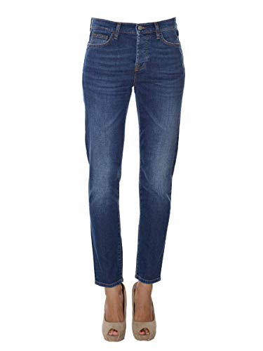 Roy Roger's Jeans Ines WOM Denim S. Stretch Vitaly Made in Italy VAR. Unica, 31